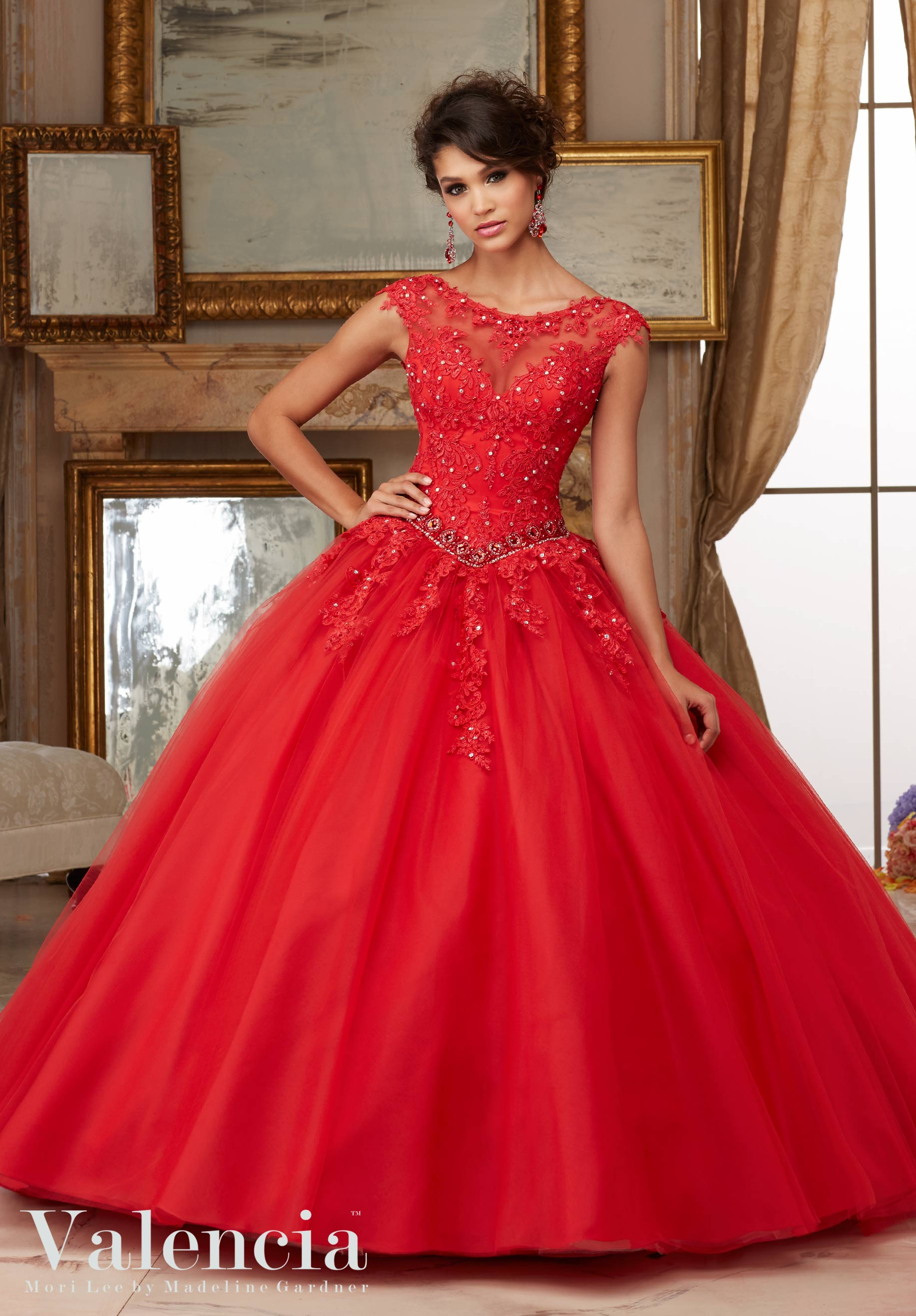 60006 Quinceanera Dresses, Valencia Collection - Dresses by Russo Boston