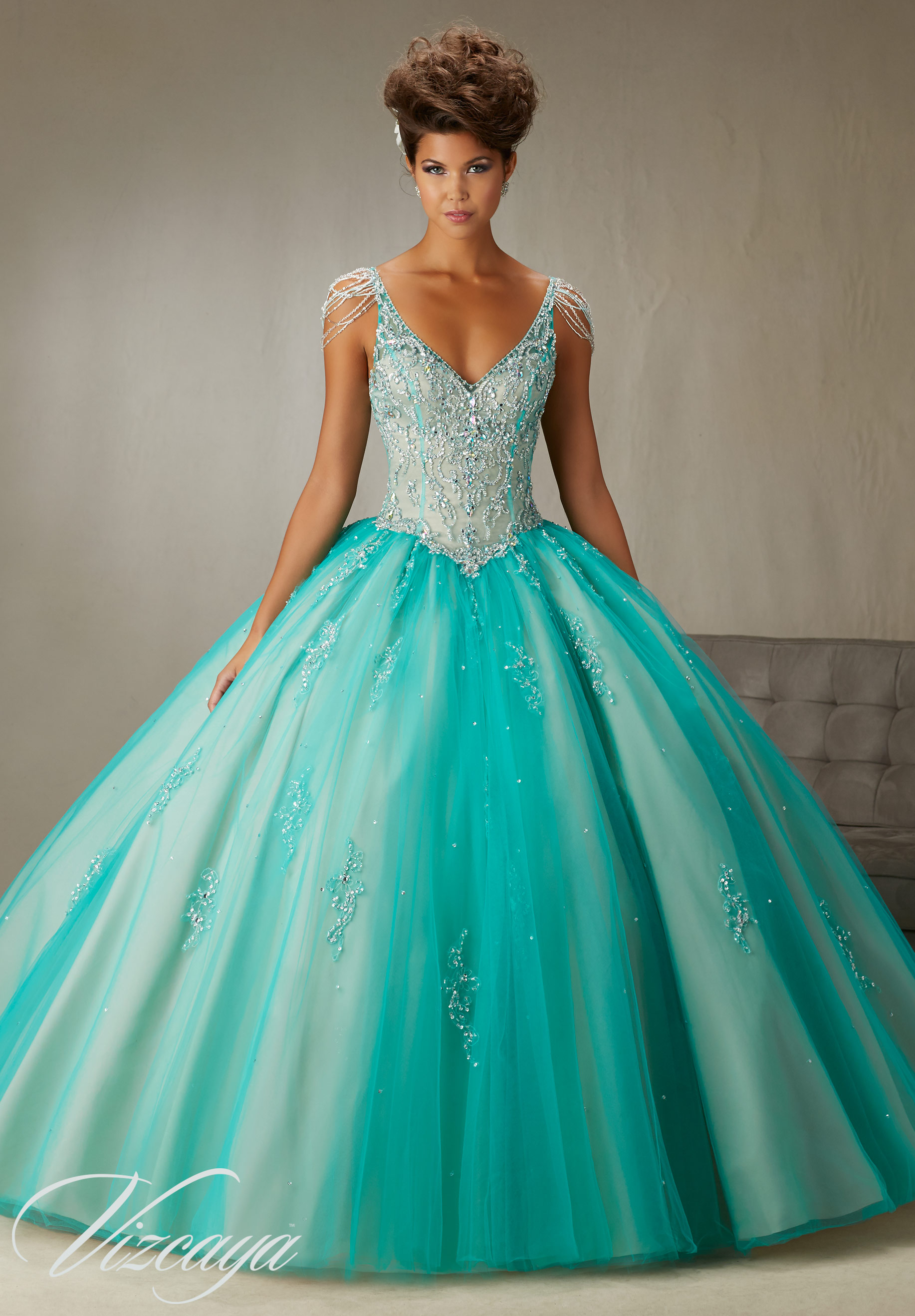 89065 Quinceanera Dresses, Vizcaya Collection - Dresses by Russo Boston