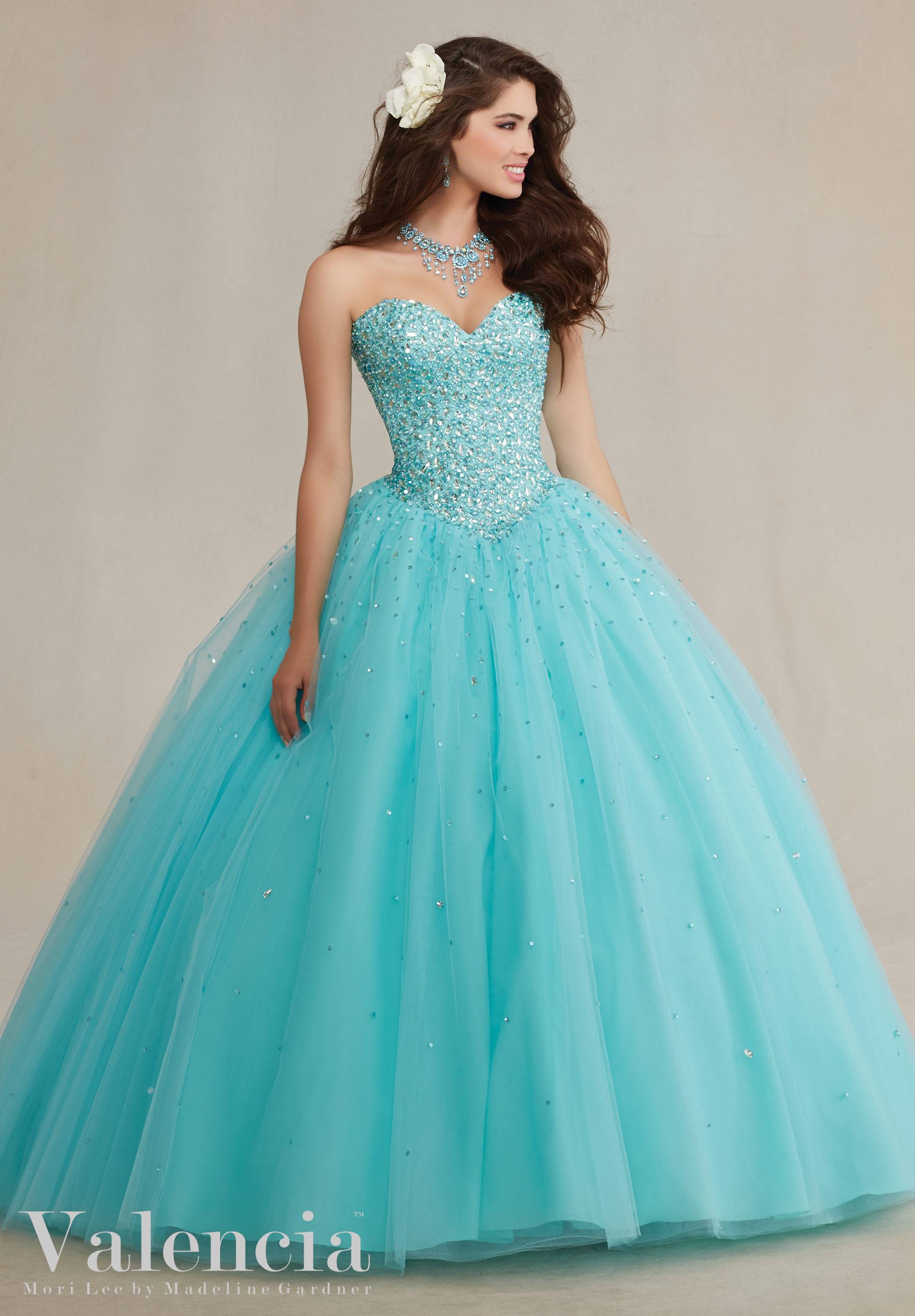 89087 Quinceanera Dresses, Valencia Collection - Dresses by Russo Boston