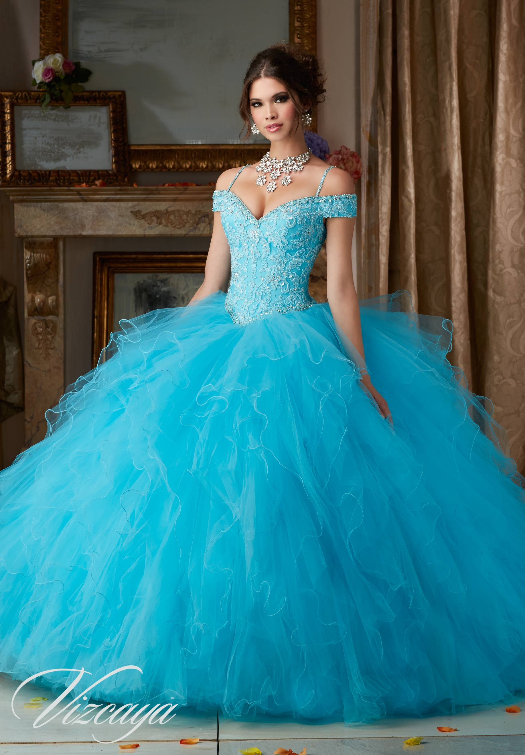 89102 Quinceanera Dresses, Vizcaya Collection - Dresses by Russo Boston