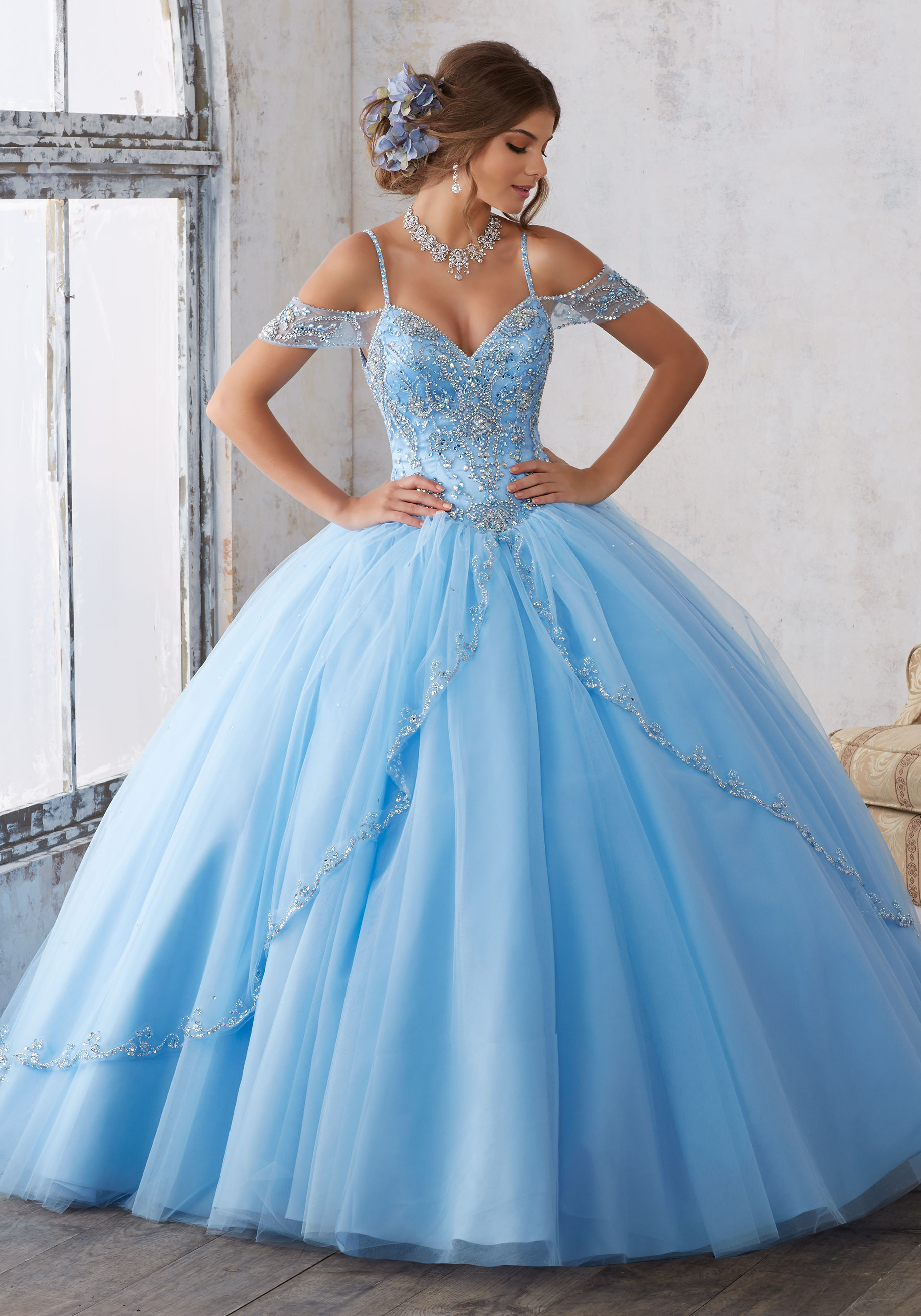89135 Quinceanera Dresses, Vizcaya Collection - Dresses by Russo Boston