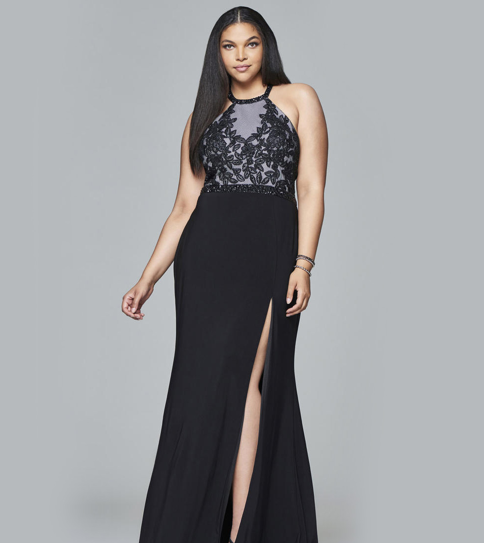 Plus Size Evening Wear Boston