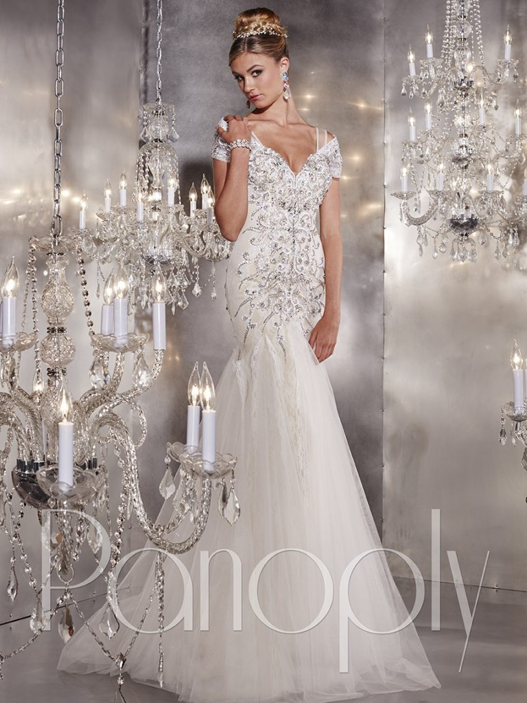 44281 panoply dresses by russo boston for Wedding dress consignment nj