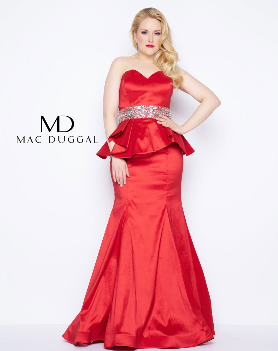 76775f Fabulouss By Mac Duggal Dresses By Russo Boston