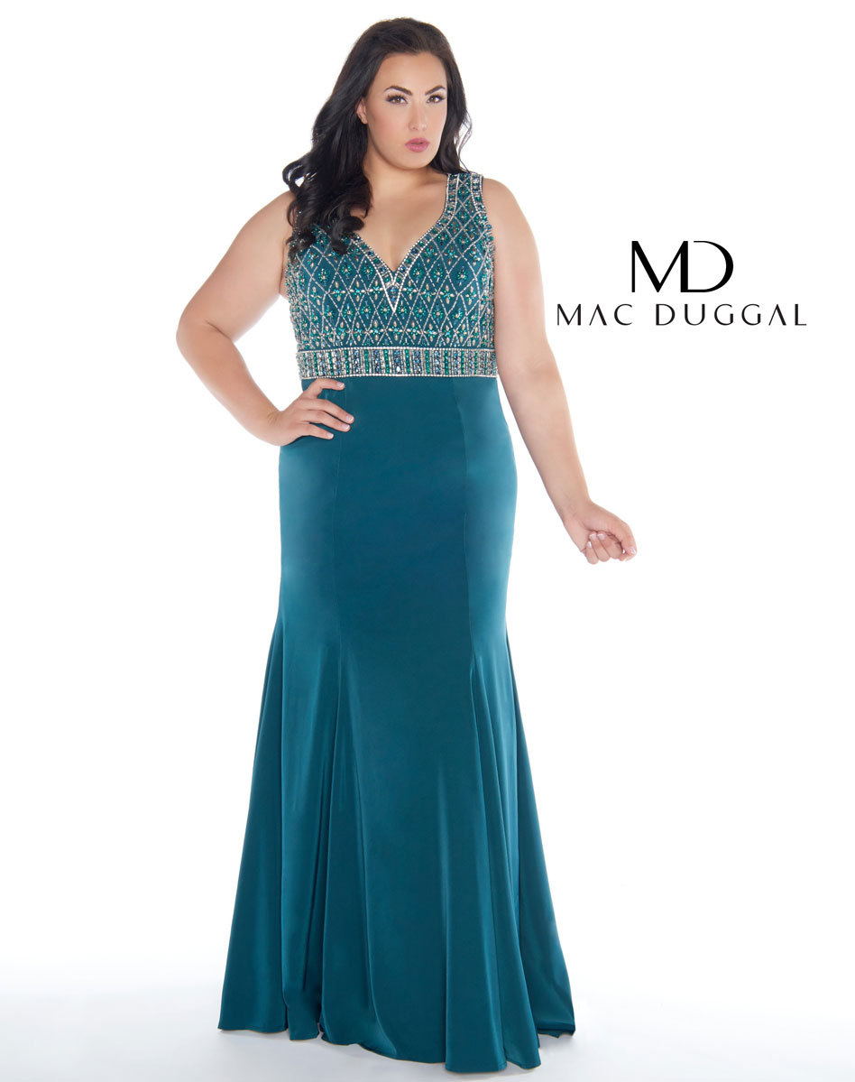 77388f fabulouss by mac duggal dresses by russo boston for Wedding dress consignment nj