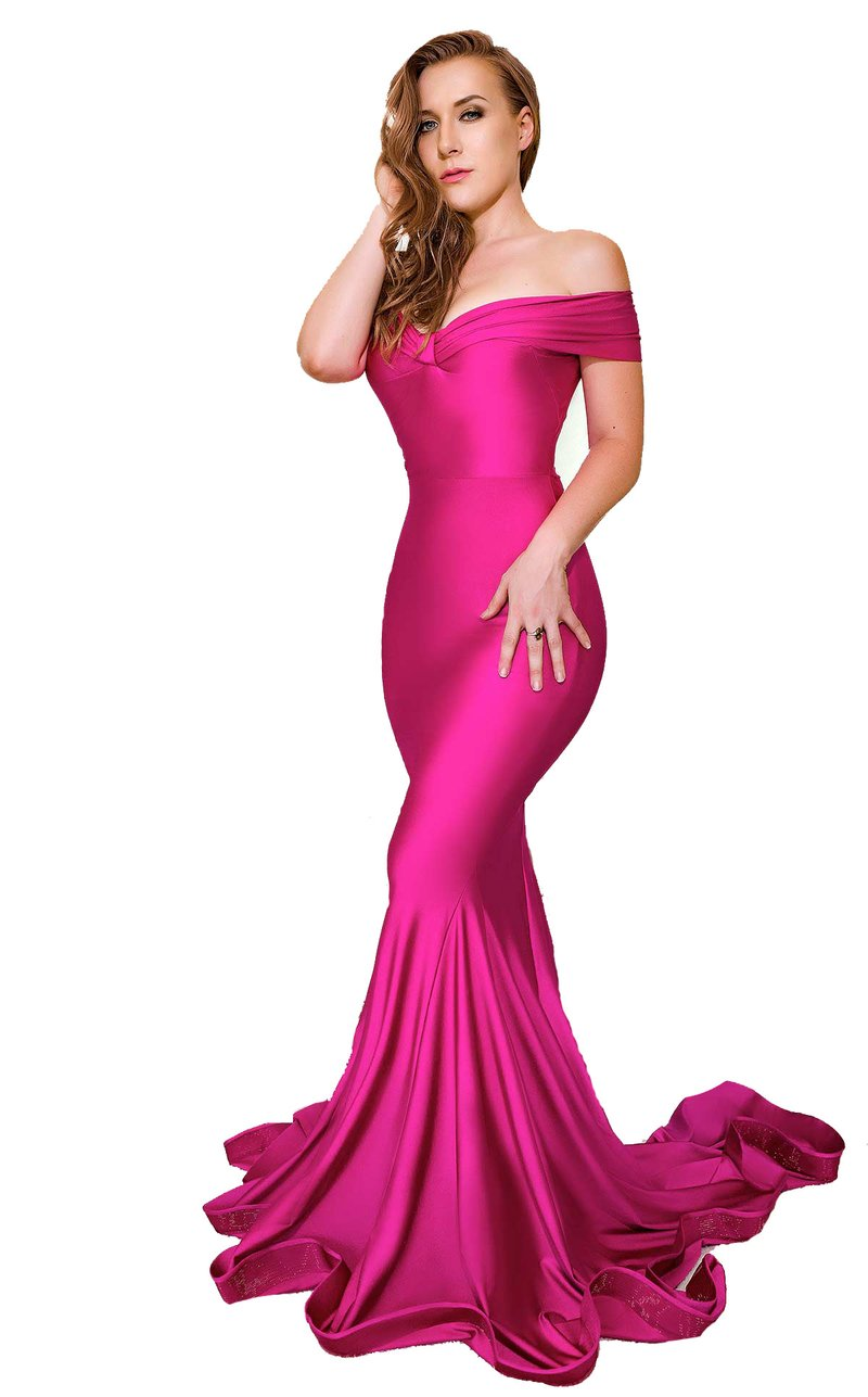 538 Jessica Angel Dresses By Russo Boston